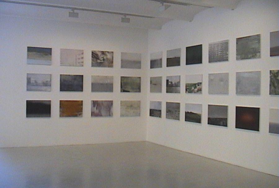 Installation view, Galleri Magnus Karlsson, Stockholm 2003