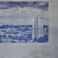 """""""Dioptri"""" 70 x 100 cm"""