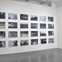 "Installation view, Galleri Magnus Karlsson, Stockholm. ""Amygdala"""